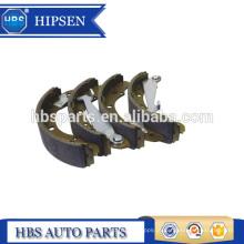 Sapatas de freio OEM NO 1H0698525 / 6Y0609528A / 357689528 para AUDI / SKODA / VW