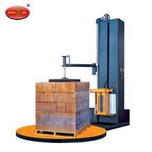 Máquina de envolvimento automática do filme de estiramento da pálete com controle do PLC