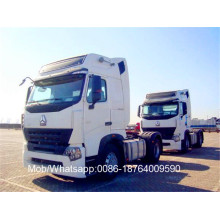 HOWOA7 290hp 4x2 Prime Mover Truck