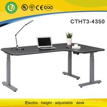 3 legs electric height adjustable table height adjustable desk