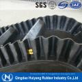 Le mien, pierre, corde de tissu de ciment de sable Nn Ep Nc Cc bande de conveyeur en caoutchouc noir