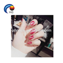 Cat's eye Nail Wrap Sticker Adhesive Polish Shining Art Decals Decoration