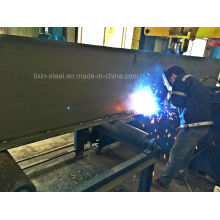 Fabrication de matériaux en acier préfabriqués OEM pour produits métalliques