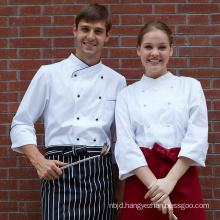 Chef Clothing Spring Restaurant Hotel Best Executive Chef Uniforms