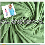 Recycle double brush double shake knitted polar fleece fabric