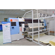 Yuxing shuttless quilting machine mattress