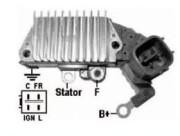 IN445, 1260002090, CJU33, 1012119330, 1260002450, 1260002190, pengatur voltan automatik