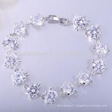 Iran bijoux bracelet amour cz bracelets