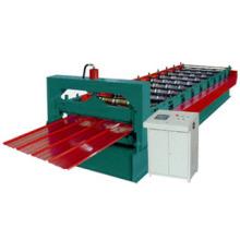 Máquina formadora de rolo de aço ondulado
