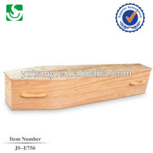 mdf solid wood coffin box