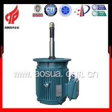 Motor eléctrico micro de YCCL 3kw para el ventilador de la torre de enfriamiento