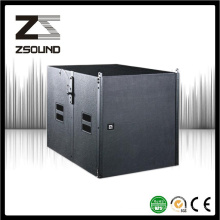 Subwoofer Zsound La118s PRO Áudio Music Hall Sub Bass