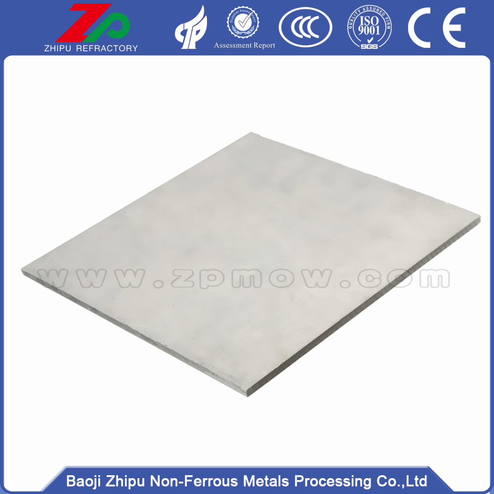 Wholesale customized titanium plate price