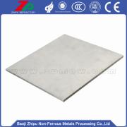 Wholesale customized titanium plate price