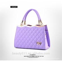 El bolso de compras elegante más nuevo grande de la señora de la oficina de la bolsa de asas bolsos de cuero puros HB15