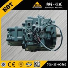 Bomba hidráulica para escavadeira Komatsu PC50MR-2 708-3S-00562