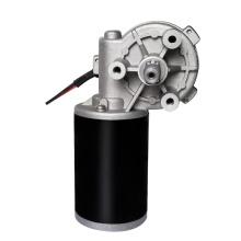Motor helicoidal elétrico da engrenagem do motor 80W da engrenagem de sem-fim