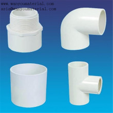 Hot and Cold Water CPVC Female Thread Plastic Pipe Fitting
