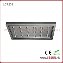 Новый дизайн прямоугольник стратегических исследований Ближнего Востока светодиодный Потолочный светильник для мода магазин / торговый центр (LC7238)