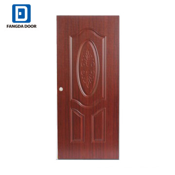 Fangda high quality veneer mdf doors panel
