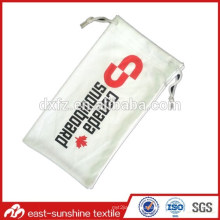 microfiber fabric packing bags,custom fabric packing bags,logo fabric eyeglass cases
