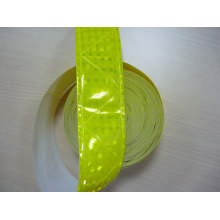 green high visibility reflective PVC reflective crystal tape