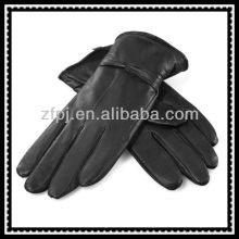2013 modern style lady's leather mitten glove