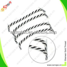 String with Metal Crimps/Twisted String with Barbs/Twist String with Tips