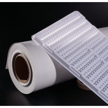 PP White Short-Time Antistatic Plastic Sheet