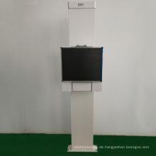 Flat Panel Detektor17 * 17 Brust Bucky Stand