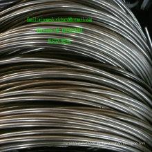 China Fabrique la bobina de alambre de acero galvanizada electro de Staniless 2m m
