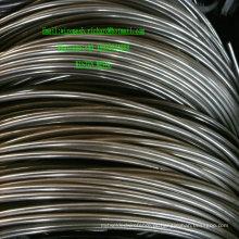 China Fabricação Electro Galvanizado Staniless Bobina De Arame De Aço 2mm