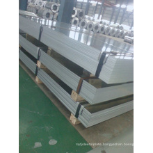 Blue Painted Galvalume Steel Sheet, Color Coated Galvanized Steel Coil From China Factory