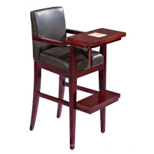 Chaise de restaurant de barre d'hôtel de luxe