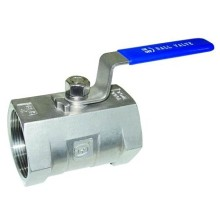 2-PC Economical cf8m stainless steel ball valve