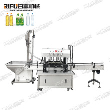 High Speed Automatic Bottle Capping Machine Screw Capper Equipment For Various Bottle lids Soft drink lid Jam jars lid