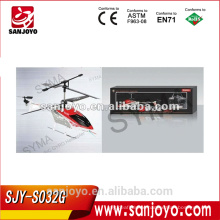 S032G Syma 3 CH WITH Built in GYRO Matel R/C Helicopter