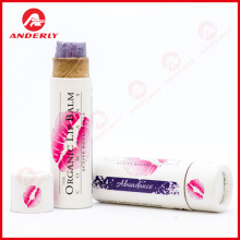 Kemasan Eco Lip Balm, Push up Paper Tube