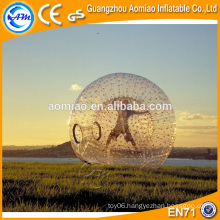 Top level 3m*2m aqua zorb ball / hamster ball for adults