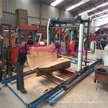Tragbaren Sägewerk Holz Kettensäge groß angelegte sah Maschine