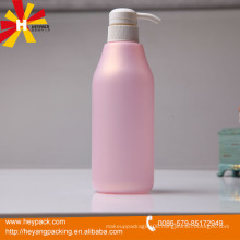pump sprayer plastic shampoo bottle wholesale