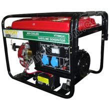 Малый электрический портативный генератор бензинового двигателя для дома в режиме ожидания (2кВА ~ 7 кВА)
