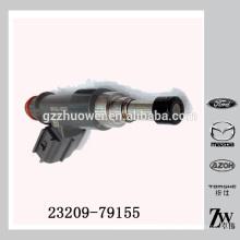 Inyector de combustible auto vendedor caliente para TOYOTA LAND CRUISER HILUX 23209-79155 23250-75100