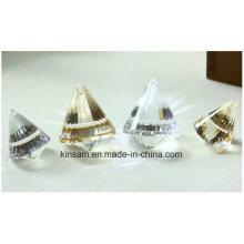 Perles en verre cristal pour lustre