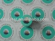 printing metal sheet for bottle cap