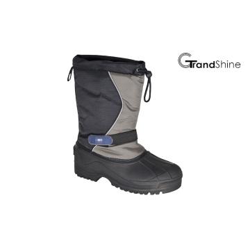 Inverno baixo neve botas