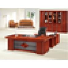 Mobiliário de mesa de madeira antigo