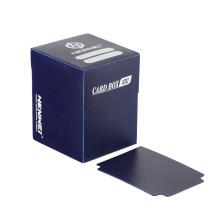 Boîtes d'emballage de collection en plastique de carte de jeu de haute qualité