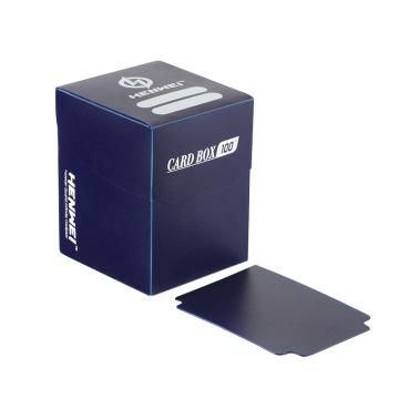 Caixas de embalagem de plástico de alta qualidade para cartões de jogo
