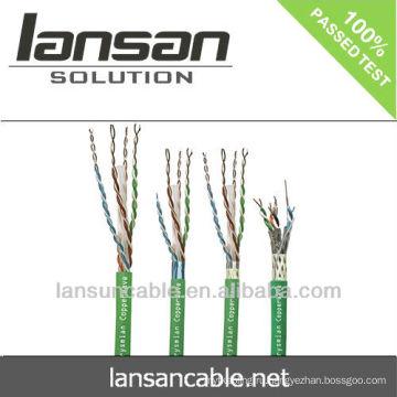 Cat6a sftp lan кабель от lansan